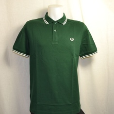 polo fred perry m3600-406 groen