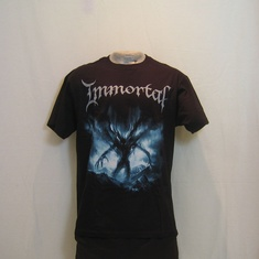 t-shirt immortal beast of pray