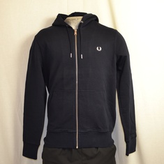 hooded vest fred perry j6314-608 navy