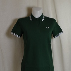 polo dames fred perry g3600-426 ivy