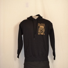 hooded sweater black sabbath us tour 78