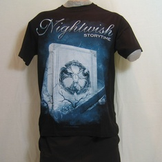 t-shirt nightwish stroytime