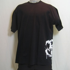 t-shirt pennywise paintspray