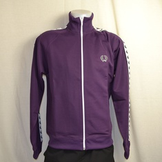 trainingsjack fred perry j6231-477 paars