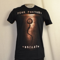 t-shirt fear factory obsolete