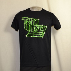 t-shirt thin lizzy lights