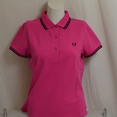 polo fred perry dames g9762-892 roze