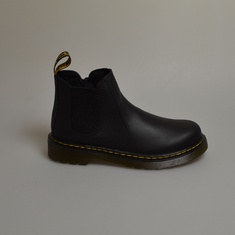 2976 zwart chelsea boot junior