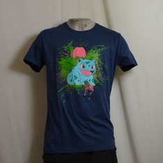 t-shirt pokemon bulbasaur