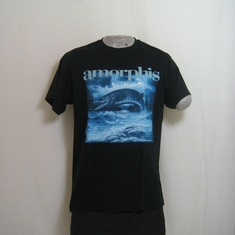 t-shirt amorphis magic and mayhem