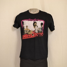 t-shirt rolling stones some girls