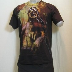 t-shirt machine head burn my eyes