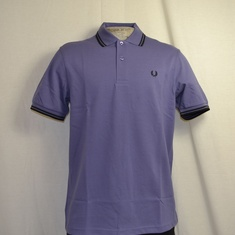 polo fred perry m1200-780 dark lavender