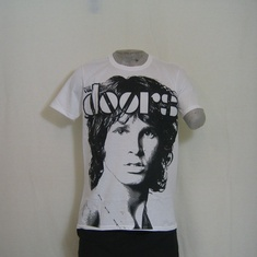 t-shirt the doors jim wit