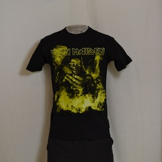 t-shirt iron maiden futureal explosion