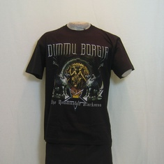 t-shirt dimmu borgir darkness