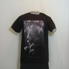 t-shirt trivium alien sublimination