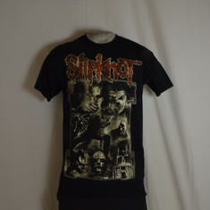 t-shirt slipknot sepia live
