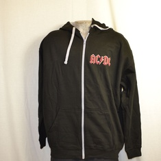 hooded vest ac/dc highway