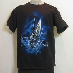 t-shirt nightwish pendulum