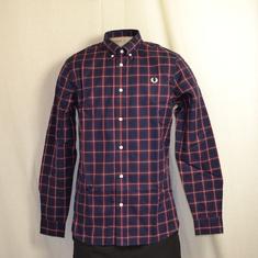 ziet er geweldig uit mannen / man 50% korting overhemden - Overhemden fred perry - Basta Streetwear ...