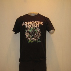 t-shirt agnostic front my life
