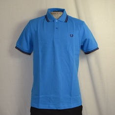 polo fred perry m1200-576 blauw