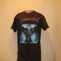 t-shirt immortal all shall fall