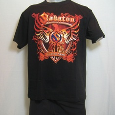 t-shirt sabaton coat of arms