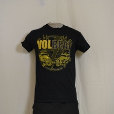 t-shirt volbeat hot rods