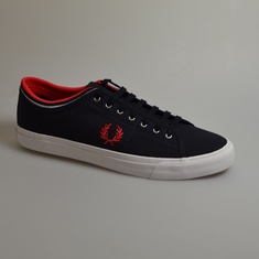 sneakers fred perry kendrick navy