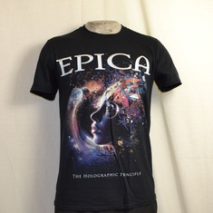 t-shirt epica the holographic principle