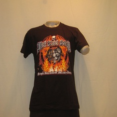 t-shirt black label society sdmf