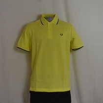polo fred perry geel m1200-c18