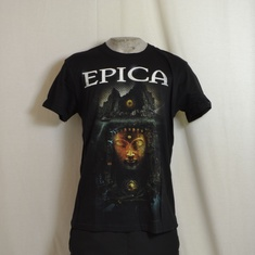 t-shirt epica the quantum enigma