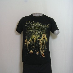 t-shirt nightwish imaginaerum band