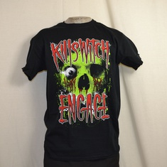 t-shirt killswitch engage skullyton