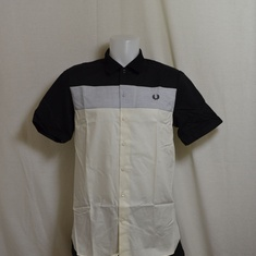 overhemd fred perry block panel m3545-102