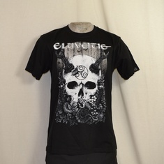 t-shirt eluveitie the antlered one