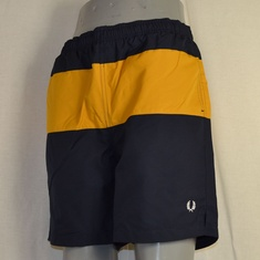 zwembroek fred perry navy s3501-608