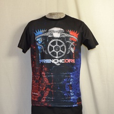 t-shirt frenchcore gear up