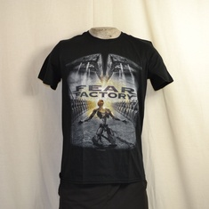 t-shirt fear factory genexus
