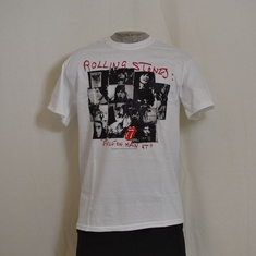 t-shirt rolling stones exile frame wit