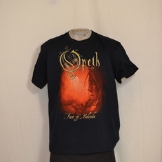 t-shirt opeth face of melinda