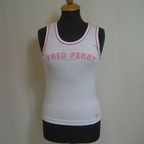 hempje fred perry wit g6758-100