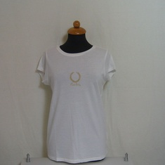 t-shirt dames fred perry g9715-129