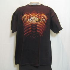 t-shirt six feet under bled to death