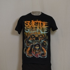 t-shirt suicide silence eye's of the abyss