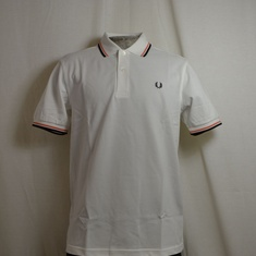polo fred perry m1200-789 snow
