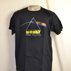 t-shirt pink floyd money